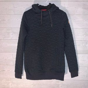 ROXY Quilted Women's Hoodie M